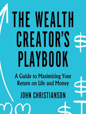 cover image of The Wealth Creator's Playbook
