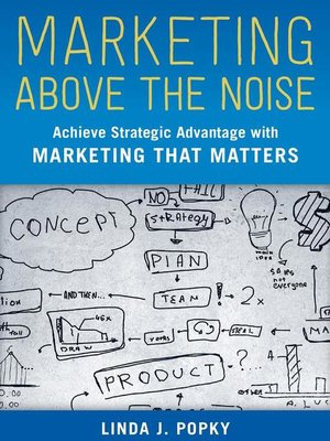 cover image of Marketing Above the Noise