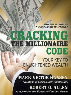 cover image of Cracking the Millionaire Code