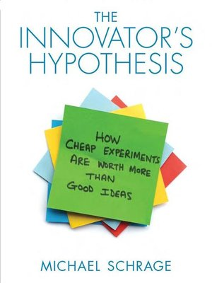 cover image of The Innovator's Hypothesis