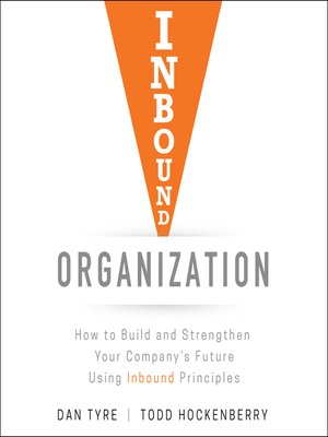 cover image of Inbound Organization