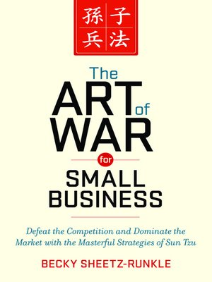 cover image of The Art War for Small Business