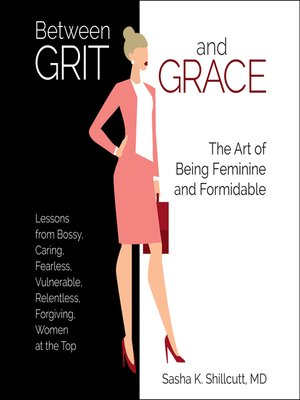 cover image of Between Grit and Grace
