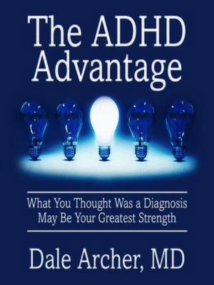 cover image of The ADHD Advantage