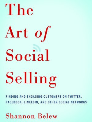 cover image of The Art of Social Selling