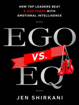 cover image of EGO vs. EQ