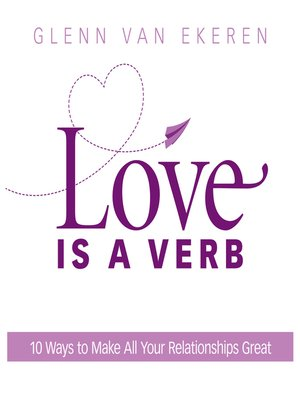 cover image of Love is a Verb