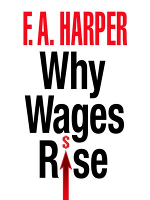 cover image of Why Wages Rise