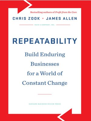 cover image of Repeatability