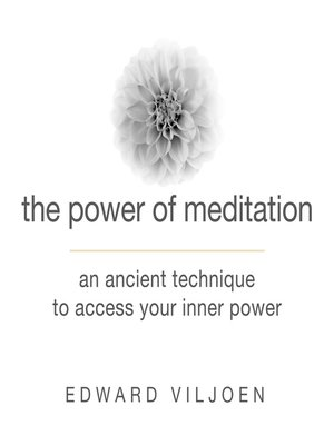cover image of The Power Meditation