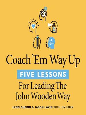 cover image of Coach 'Em Way Up