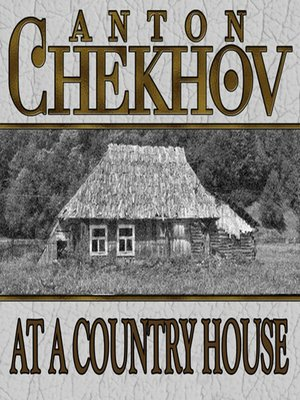 cover image of At a Country House