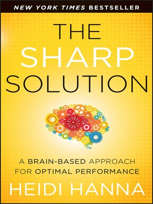 cover image of The Sharp Solution