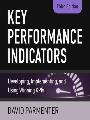 cover image of Key Performance Indicators