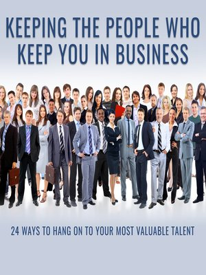 cover image of Keeping the People Who Keep You in Business