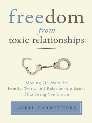 cover image of Freedom From Toxic Relationships