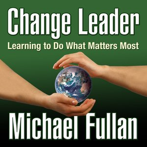 cover image of Change Leader