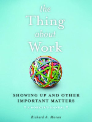 cover image of The Thing About Work