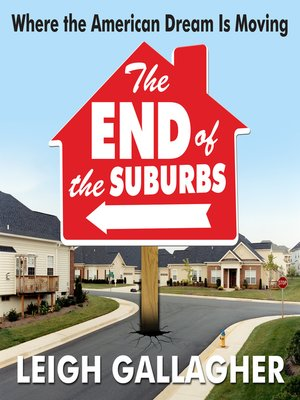 cover image of The End of the Suburbs
