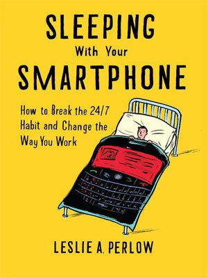 cover image of Sleeping With Your Smart Phone