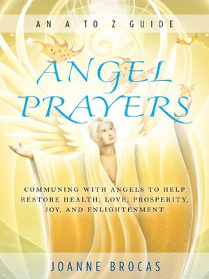 cover image of Angel Prayers