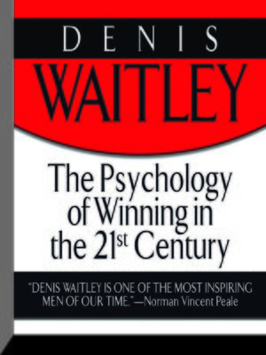 cover image of The Psychology Winning in the 21st Century
