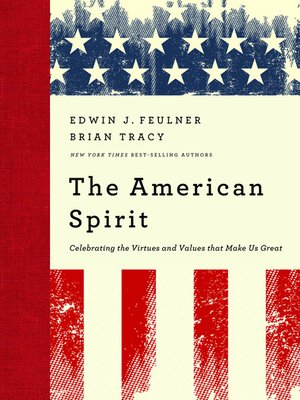 cover image of The American Spirit