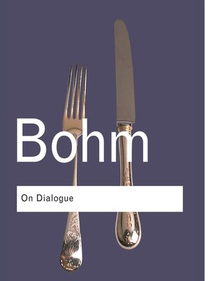 cover image of On Dialogue