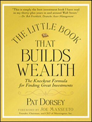 cover image of The Little Book That Builds Wealth