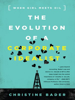 cover image of The Evolution a Corporate Idealist