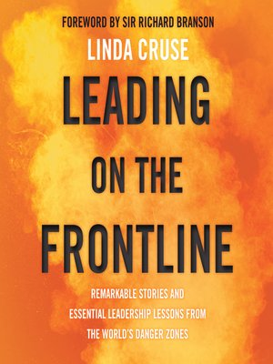 cover image of Leading on the Frontline