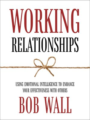 cover image of Working Relationships