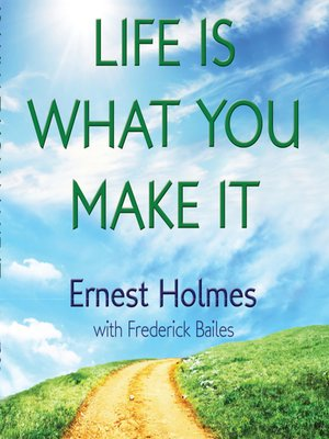 cover image of Life is What You Make It