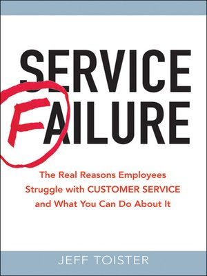 cover image of Service Failure