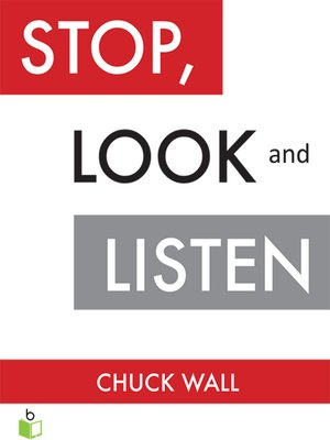 cover image of Stop, Look, and Listen