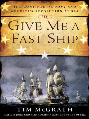 cover image of Give Me a Fast Ship