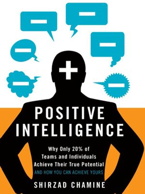 cover image of Positive Intelligence