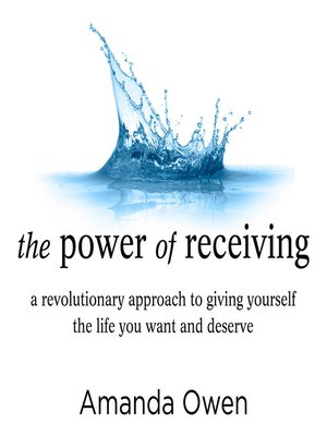 cover image of The Power of Receiving