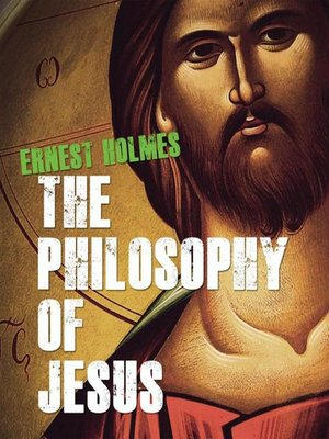cover image of The Philosophy Jesus