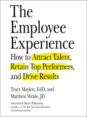 cover image of The Employee Experience