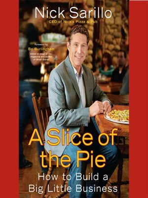 cover image of A Slice the Pie