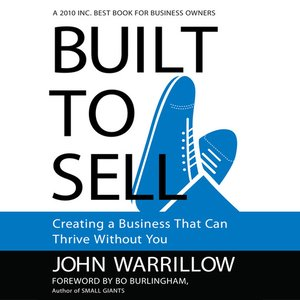 cover image of Built to Sell