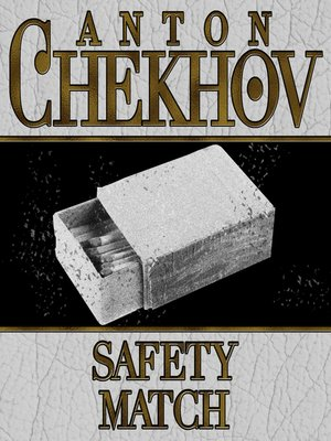 cover image of The Safety Match