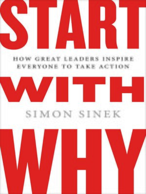 cover image of Start With Why