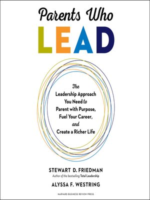 cover image of Parents Who Lead