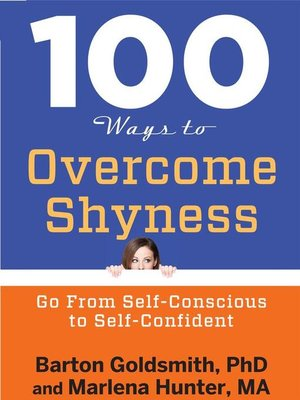 cover image of 100 Ways to Overcome Shyness