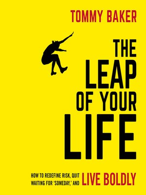 cover image of The Leap of Your Life