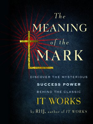 cover image of The Meaning the Mark