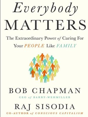 cover image of Everybody Matters