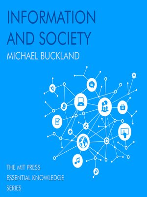 cover image of Information and Society